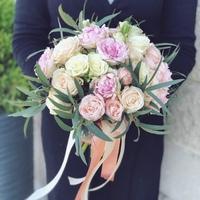 Букет невесты «Нежнее нежного»