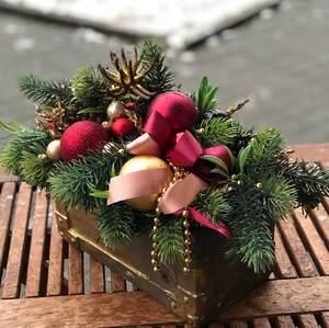 Новогодняя композиция/Jingle bells