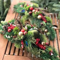Рождественская композиция/ Forest