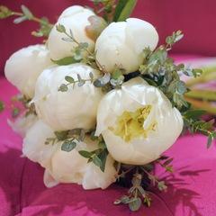 Букет невесты/ Vanilla ice cream