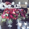 Цветочный декор+фотозона—украшение юбилея