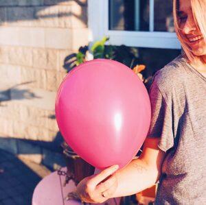Воздушный шар /  Rose