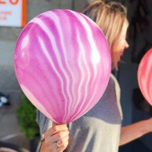 Воздушный шар /Candyfloss