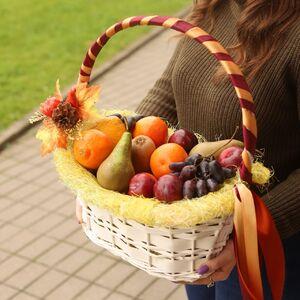Корзина с фруктами, 3 кг