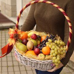 Корзина с фруктами, 6 кг