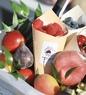 Яркая корзина с фруктами