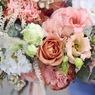 Букет невесты с кофейными нотками