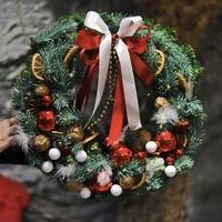 Классический Рождественский венок/Christmas classic